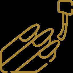 stylizacja dłoni i stóp