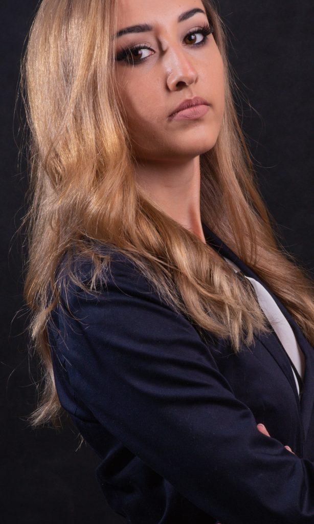 Aleksandra Kubik - właścicielka salonu Stylovi